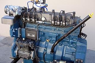 הסבת מנועים לגז טבעי דחוס